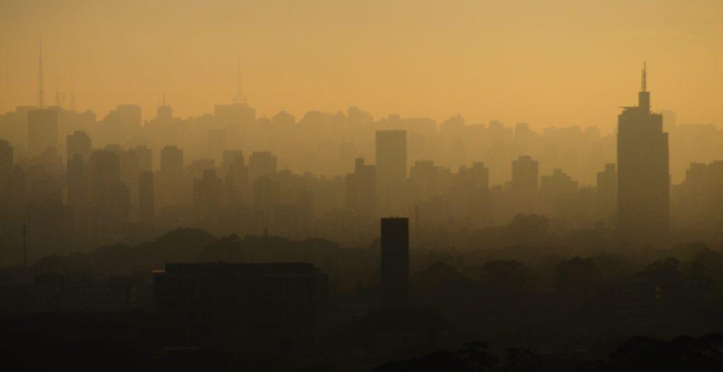 São Paulo - por Vitor Nisida